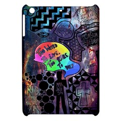 Panic! At The Disco Galaxy Nebula Apple Ipad Mini Hardshell Case by Samandel