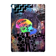 Panic! At The Disco Galaxy Nebula Apple Ipad Pro 10 5   Hardshell Case by Samandel