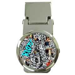 Panic! At The Disco College Money Clip Watches by Samandel