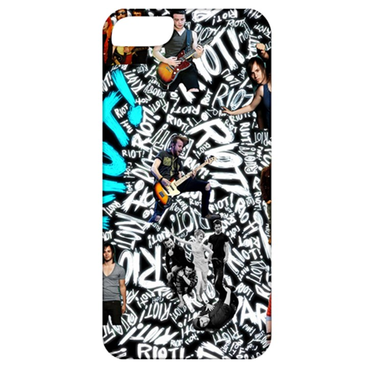 Panic! At The Disco College Apple iPhone 5 Classic Hardshell Case