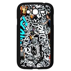 Panic! At The Disco College Samsung Galaxy Grand Duos I9082 Case (black) by Samandel