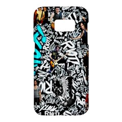 Panic! At The Disco College Samsung Galaxy S7 Hardshell Case  by Samandel