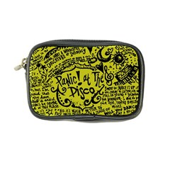 Panic! At The Disco Lyric Quotes Coin Purse by Samandel