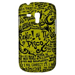 Panic! At The Disco Lyric Quotes Galaxy S3 Mini