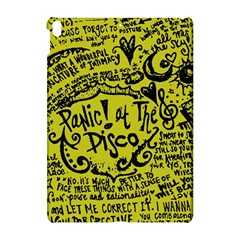 Panic! At The Disco Lyric Quotes Apple Ipad Pro 10 5   Hardshell Case by Samandel