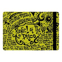Panic! At The Disco Lyric Quotes Apple Ipad Pro 10 5   Flip Case by Samandel