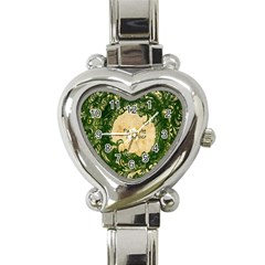 Panic At The Disco Heart Italian Charm Watch by Samandel