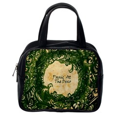 Panic At The Disco Classic Handbags (one Side) by Samandel