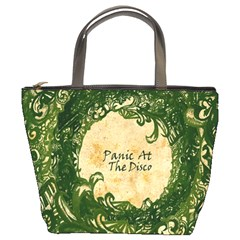 Panic At The Disco Bucket Bags by Samandel