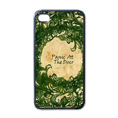 Panic At The Disco Apple Iphone 4 Case (black) by Samandel