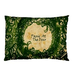 Panic At The Disco Pillow Case (two Sides) by Samandel