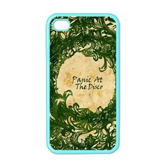 Panic At The Disco Apple Iphone 4 Case (color) by Samandel