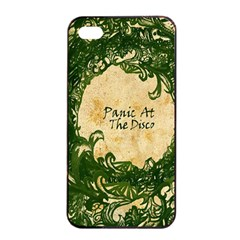 Panic At The Disco Apple Iphone 4/4s Seamless Case (black) by Samandel