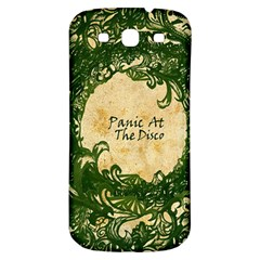 Panic At The Disco Samsung Galaxy S3 S Iii Classic Hardshell Back Case by Samandel