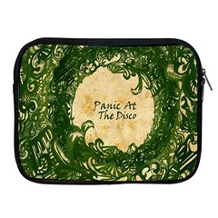 Panic At The Disco Apple Ipad 2/3/4 Zipper Cases by Samandel