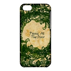 Panic At The Disco Apple Iphone 5c Hardshell Case by Samandel