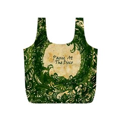 Panic At The Disco Full Print Recycle Bags (s)  by Samandel