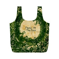 Panic At The Disco Full Print Recycle Bags (m)  by Samandel