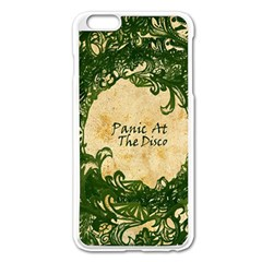 Panic At The Disco Apple Iphone 6 Plus/6s Plus Enamel White Case by Samandel