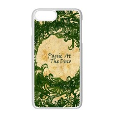 Panic At The Disco Apple Iphone 7 Plus Seamless Case (white) by Samandel