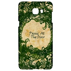 Panic At The Disco Samsung C9 Pro Hardshell Case  by Samandel