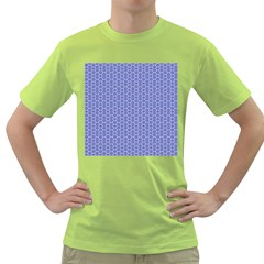 Delicate Tiles Green T Shirt
