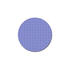 Delicate Tiles Golf Ball Marker (10 Pack) by jumpercat