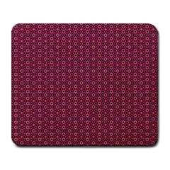 Ethnic Delicate Tiles Large Mousepads