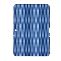 Star Flower Tiles Samsung Galaxy Tab 2 (10 1 ) P5100 Hardshell Case