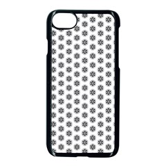 Abstract Pattern Apple Iphone 8 Seamless Case (black) by jumpercat