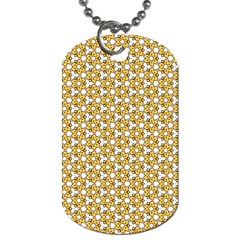 Abstract Shapes 2 Dog Tag (one Side) by jumpercat