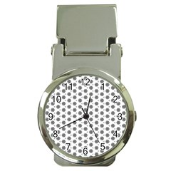 Abstract Pattern 2 Money Clip Watches