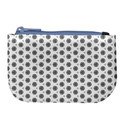 Abstract Pattern 2 Large Coin Purse