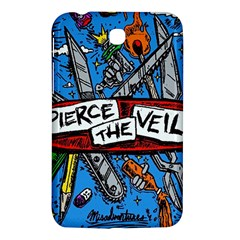 Album Cover Pierce The Veil Misadventures Samsung Galaxy Tab 3 (7 ) P3200 Hardshell Case  by Samandel