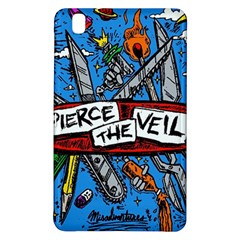 Album Cover Pierce The Veil Misadventures Samsung Galaxy Tab Pro 8 4 Hardshell Case by Samandel