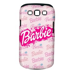 Barbie Pattern Samsung Galaxy S Iii Classic Hardshell Case (pc+silicone)