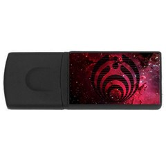 Nectar Galaxy Nebula Rectangular Usb Flash Drive