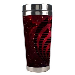 Nectar Galaxy Nebula Stainless Steel Travel Tumblers by Samandel