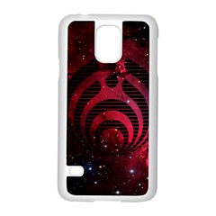 Nectar Galaxy Nebula Samsung Galaxy S5 Case (white)