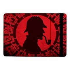 Book Cover For Sherlock Holmes And The Servants Of Hell Samsung Galaxy Tab Pro 10 1  Flip Case