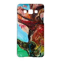 Big Coral Tree Samsung Galaxy A5 Hardshell Case  by bestdesignintheworld