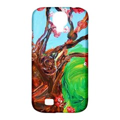 Coral Tree Blooming Samsung Galaxy S4 Classic Hardshell Case (pc+silicone) by bestdesignintheworld