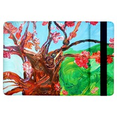 Coral Tree Blooming Ipad Air Flip by bestdesignintheworld