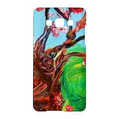 Coral Tree Blooming Samsung Galaxy A5 Hardshell Case  by bestdesignintheworld