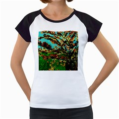 Coral Tree 1 Women s Cap Sleeve T by bestdesignintheworld