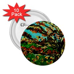 Coral Tree 1 2 25  Buttons (10 Pack)  by bestdesignintheworld