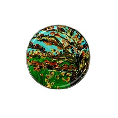Coral Tree 1 Hat Clip Ball Marker (10 Pack) by bestdesignintheworld