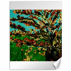 Coral Tree 1 Canvas 36  X 48   by bestdesignintheworld
