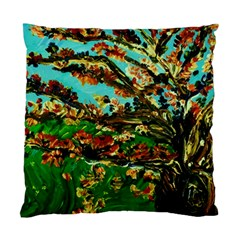 Coral Tree 1 Standard Cushion Case (two Sides) by bestdesignintheworld