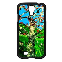 Coral Tree 2 Samsung Galaxy S4 I9500/ I9505 Case (black) by bestdesignintheworld